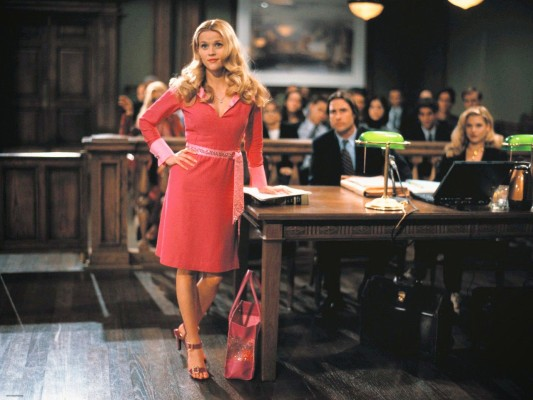 Elle Woods - Legally Blonde          Source: Metro-Goldwyn-Mayer