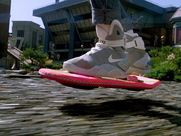 Will the hoverboard make an appearance in 2015?