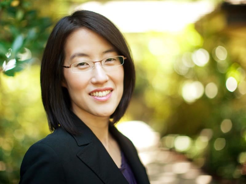 Ellen Pao, now CEO of Reddit.