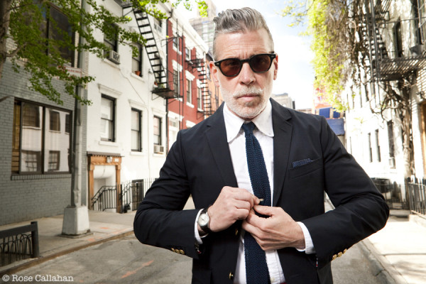 Nick Wooster: Style Influencer.