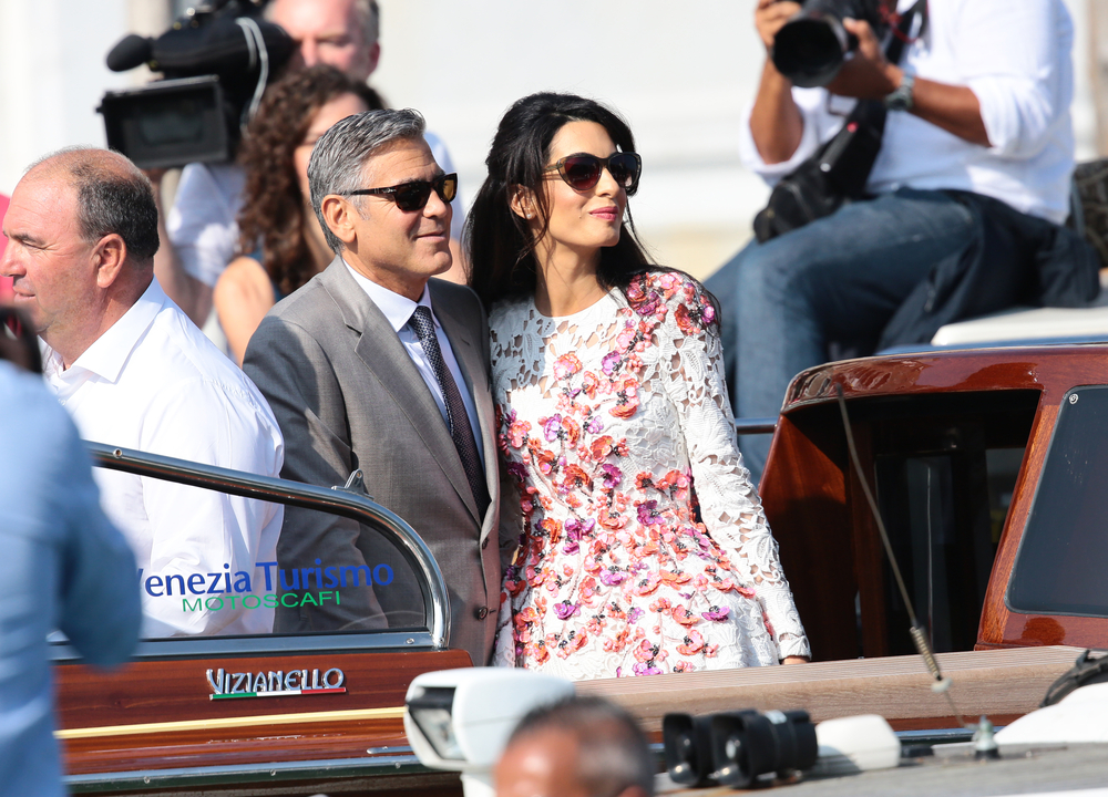Courtroom Couture: Fashion, Style and All Things Amal