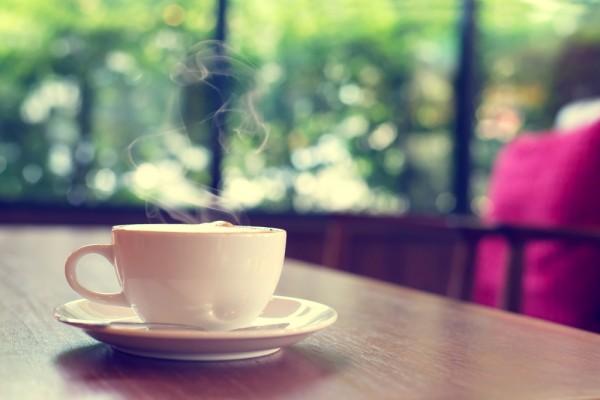 Easy on the caffeine.