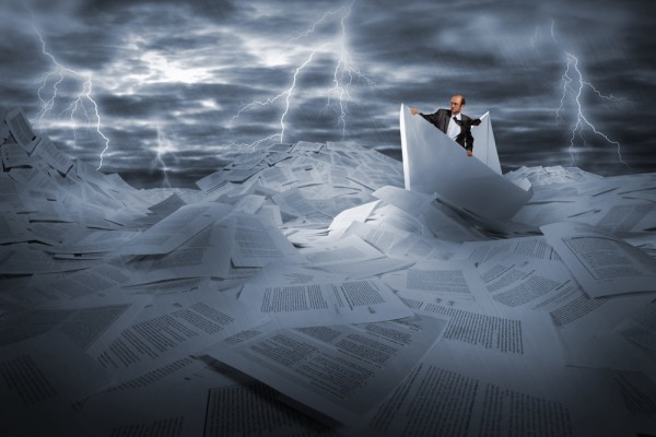 Where are my documents?! Somewhere in the cloud ..
