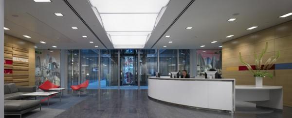 The data centre.