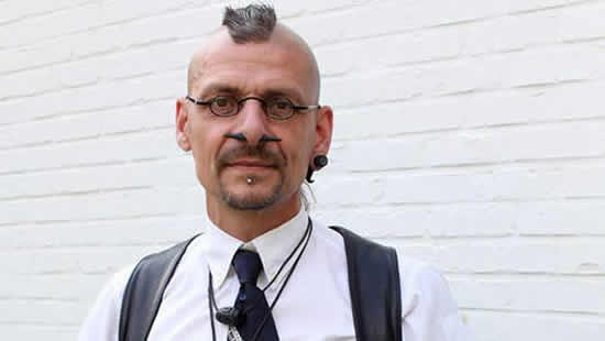 Lawyers with mohawks are the best.