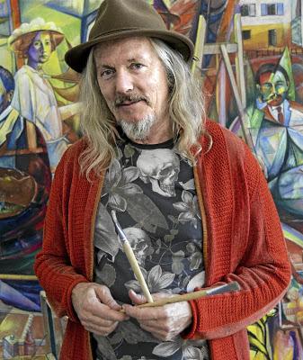 Wolfgang Beltracchi, Artist Fraud